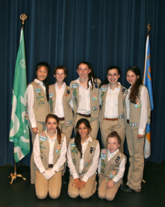 Troop #2299Photo Courtesy of Donna Grasso