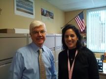 Mr. Cuddy & Ms. Safer