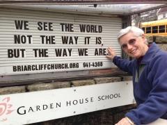 Briarcliff Congregational Church Message Board