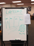 Library White Board