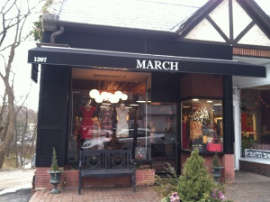 march boutique