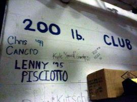 Briarcliff 200 Lb. Club