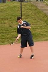 Brandon Fuhr Briarcliff Boys Varsity Tennis