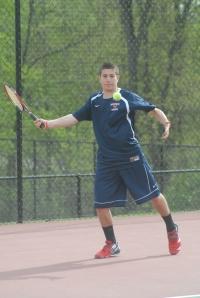 Jacob Cooper Briarcliff Boys Varsity Tennis