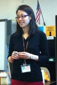 Ms. Nancy Lee Briarcliff High School Science Teacher