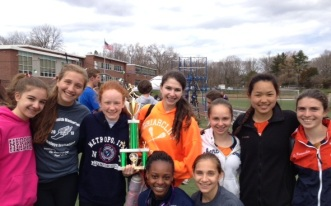 Briarcliff Track Team Bob Smith Relays