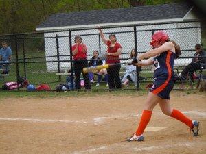 Summer Horowitz Softball