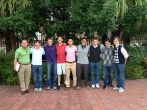 Briarcliff Academic Challenge Team 2013