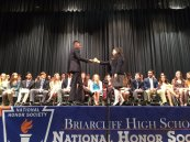 NHS Induction Ceremony 2016
