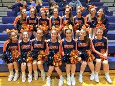 BHS Cheer 2016