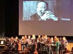 MLK Day Assembly