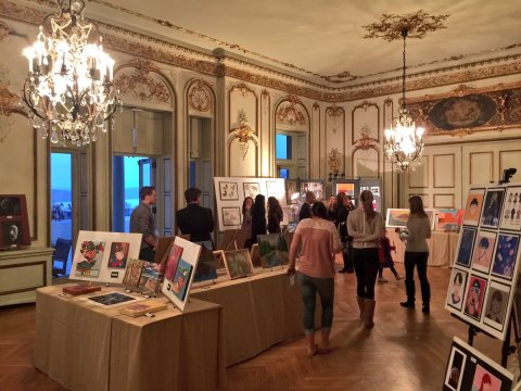 BHS Art Show at Sleepy Hollow Country Club 2017